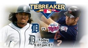 2009 MLB Tiebreaker