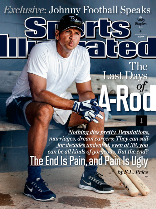 Sports Illustrated: The Last Days of A-Rod